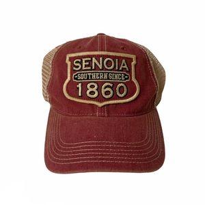 Legacy Senoia Southern Since 1970 SnapBack Cap